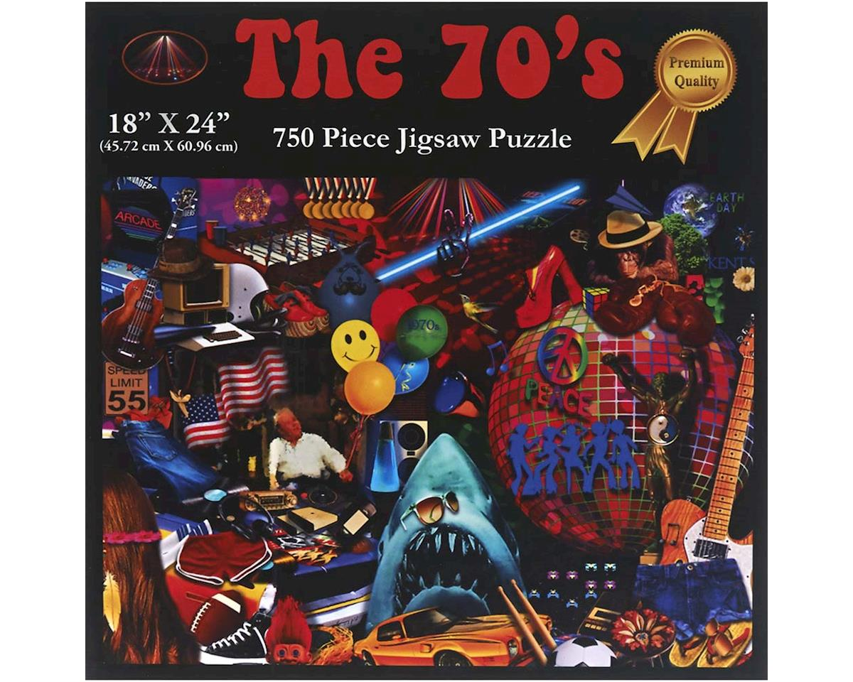 Americana Souvenirs 70400 The 70'S 750pcs