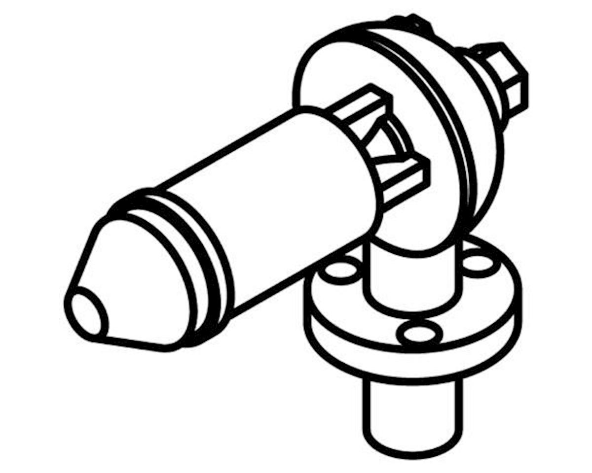 HO Hancock Air Whistle w/o Reflector (3) by Athearn
