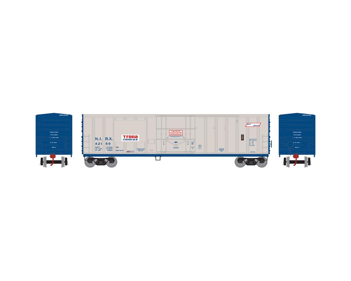 Athearn N 50' NACC Box, TRONA #42169