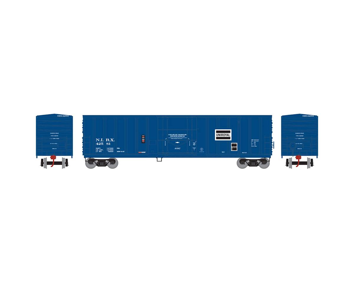 Athearn N 50' NACC Box, Uniroyal #42581