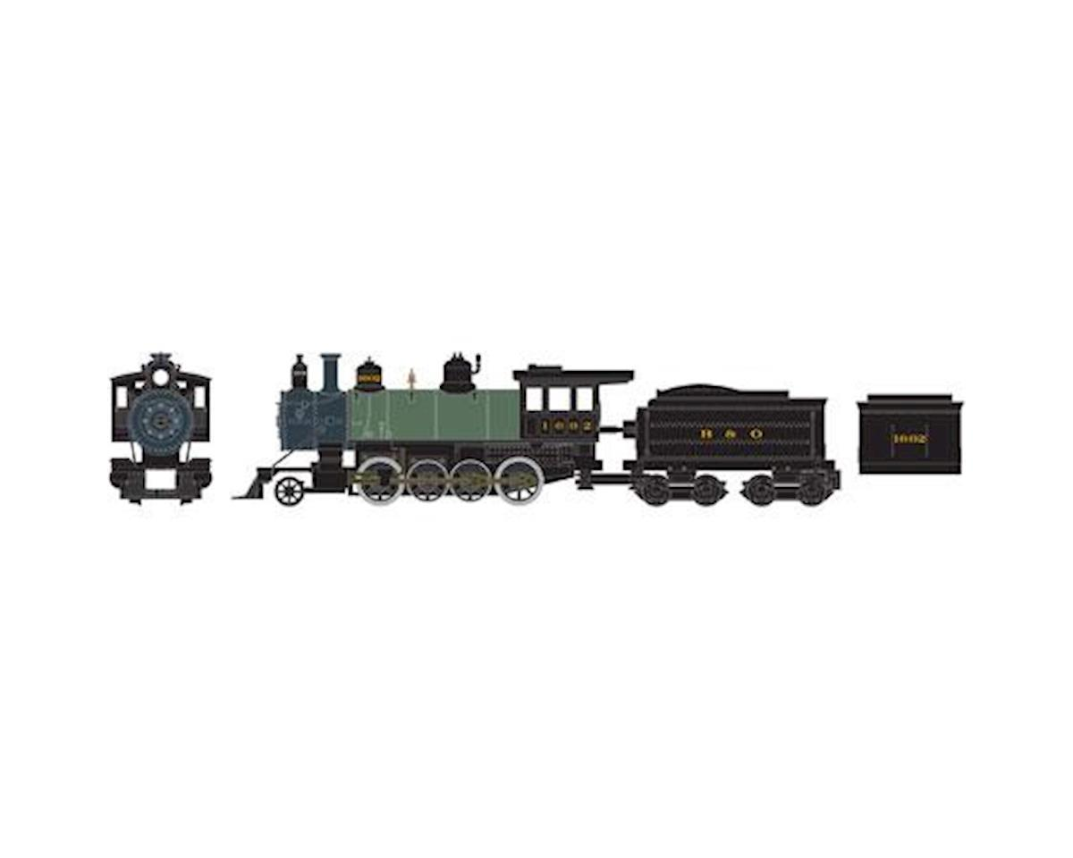 Athearn N Old Time 2-8-0, B&O #1602
