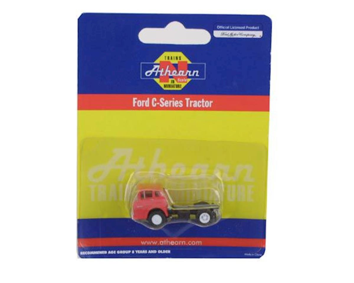 Athearn N RTR Ford C Tractor, Red