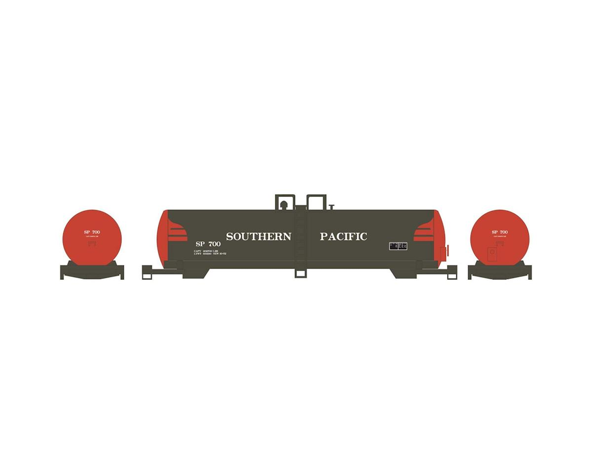Athearn N RTC 20,900-Gallon Tank, SP/Fuel Tender #700