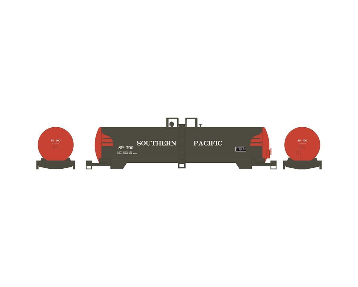 Athearn N RTC 20,900-Gallon Tank, SP/Fuel Tender #700