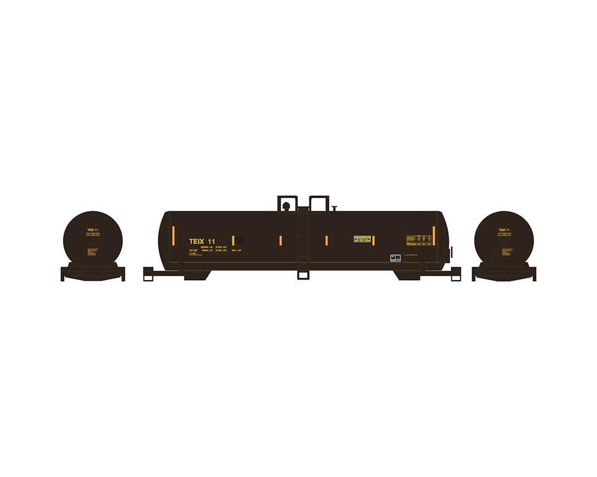 Athearn N RTC 20,900-Gallon Tank, TEIX #11