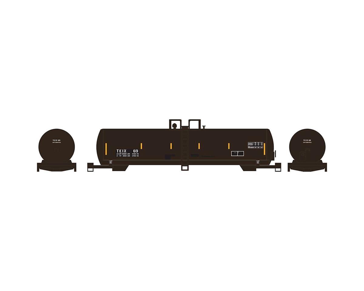 Athearn N RTC 20,900-Gallon Tank, TEIX #69