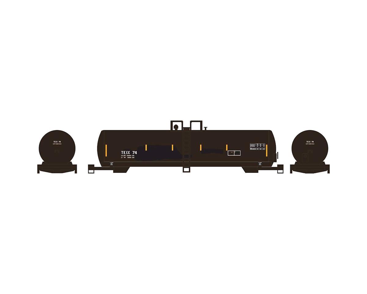 Athearn N RTC 20,900-Gallon Tank, TEIX #74