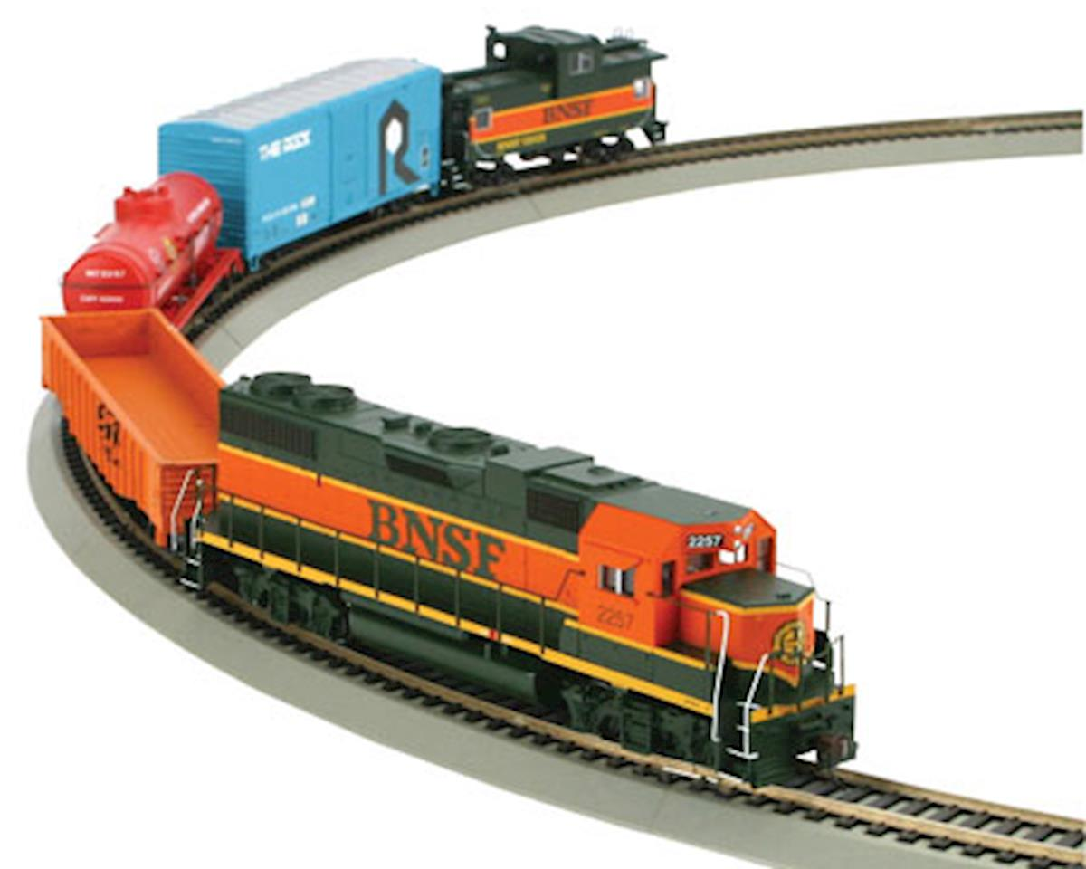 Athearn HO-Scale Iron Horse Express Train Set (BNSF)