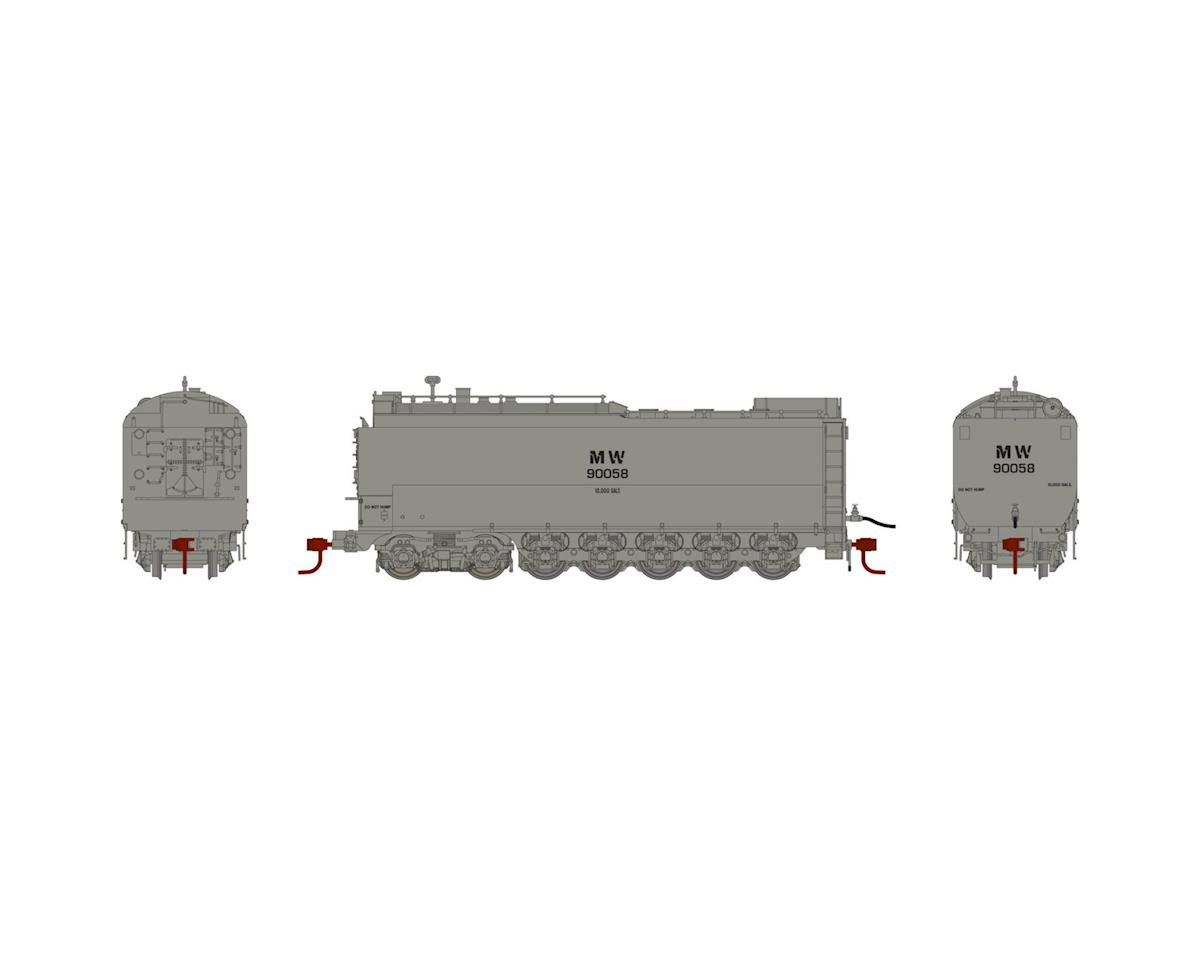 HO Service Tender, MOW/Grey #90058 by Athearn