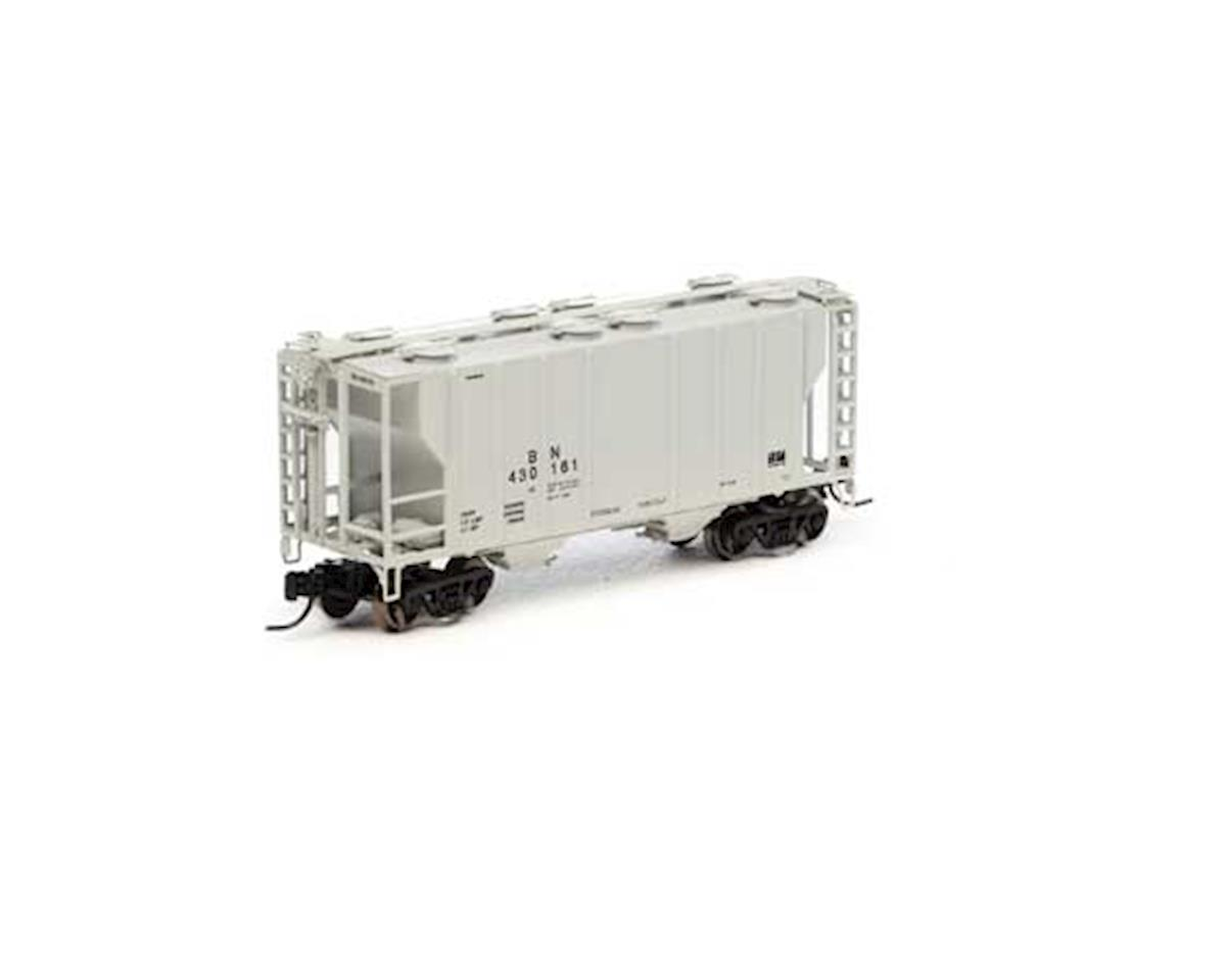 N PS-2 2600 Covered Hopper, BN #430161 by Athearn