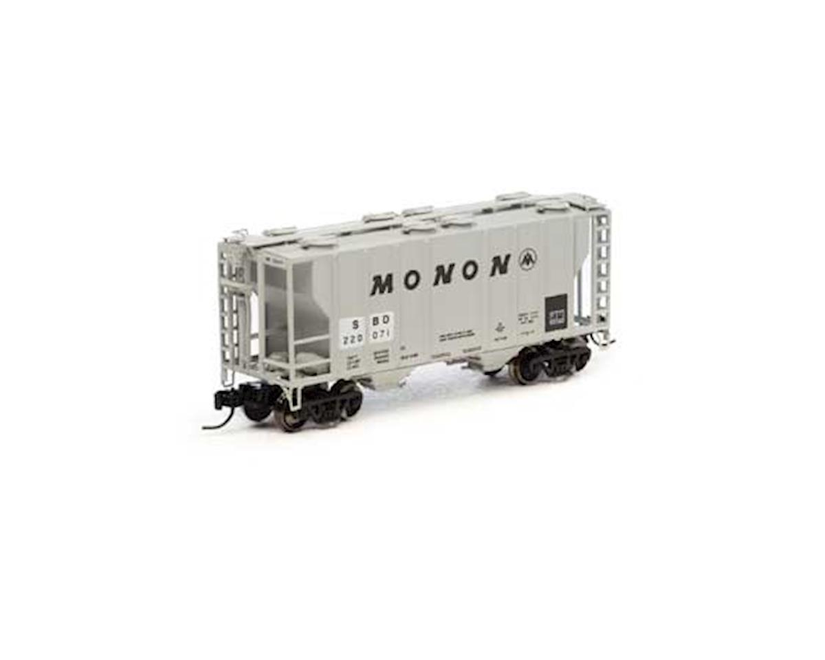 N PS-2 2600 Covered Hopper, SBD #220071 by Athearn