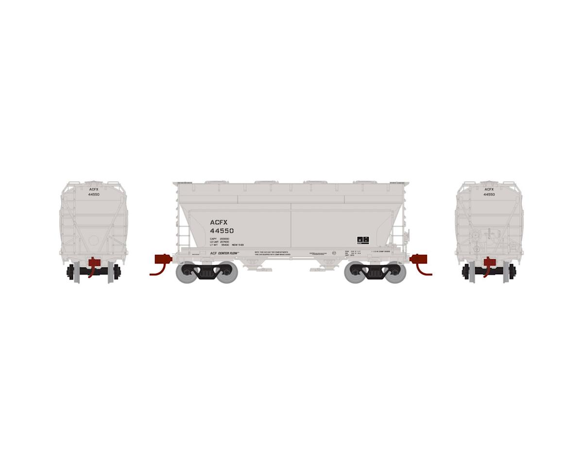 Athearn N ACF 2970 Covered Hopper, ACFX #44550