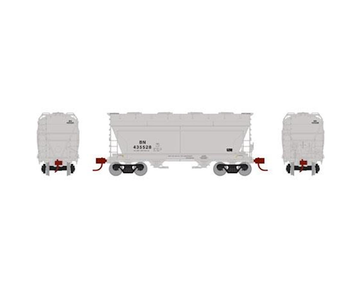 Athearn N ACF 2970 Covered Hopper, BN #435528
