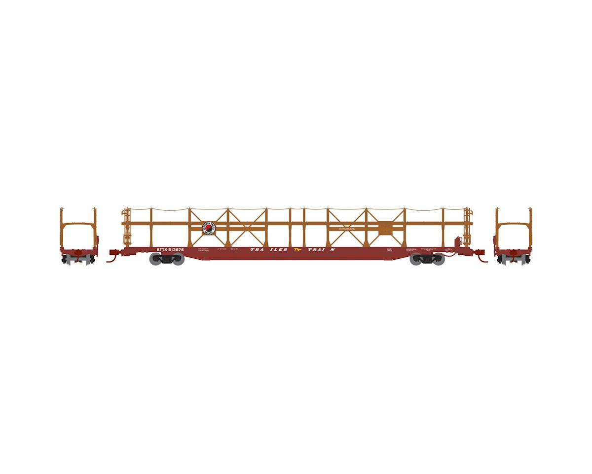 Athearn N F89-F Bi-Level Auto Rack, NP/BTTX #913676