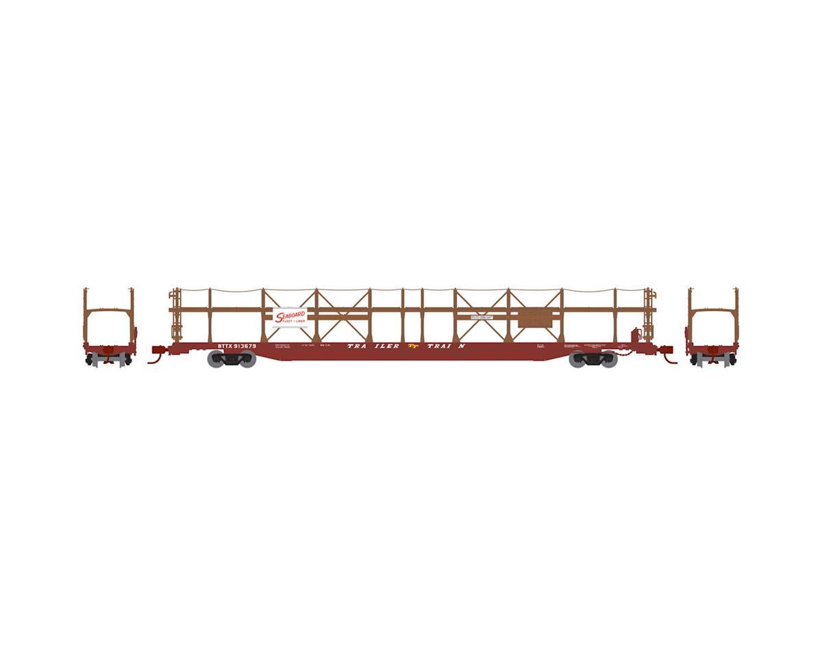 Athearn N F89-F Bi-Level Auto Rack, SAL/BTTX #913679