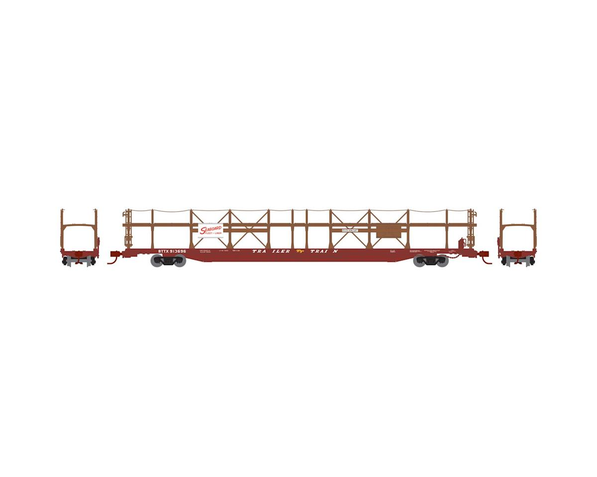 Athearn N F89-F Bi-Level Auto Rack, SAL/BTTX #913696