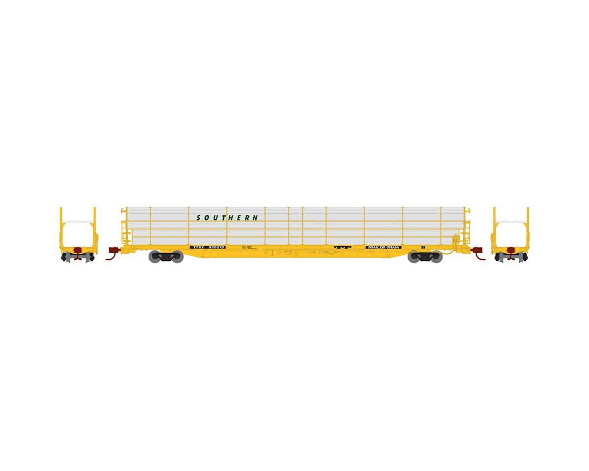 N F89-F Bi-Level Auto Rack, SOU/TTBX #930213 by Athearn