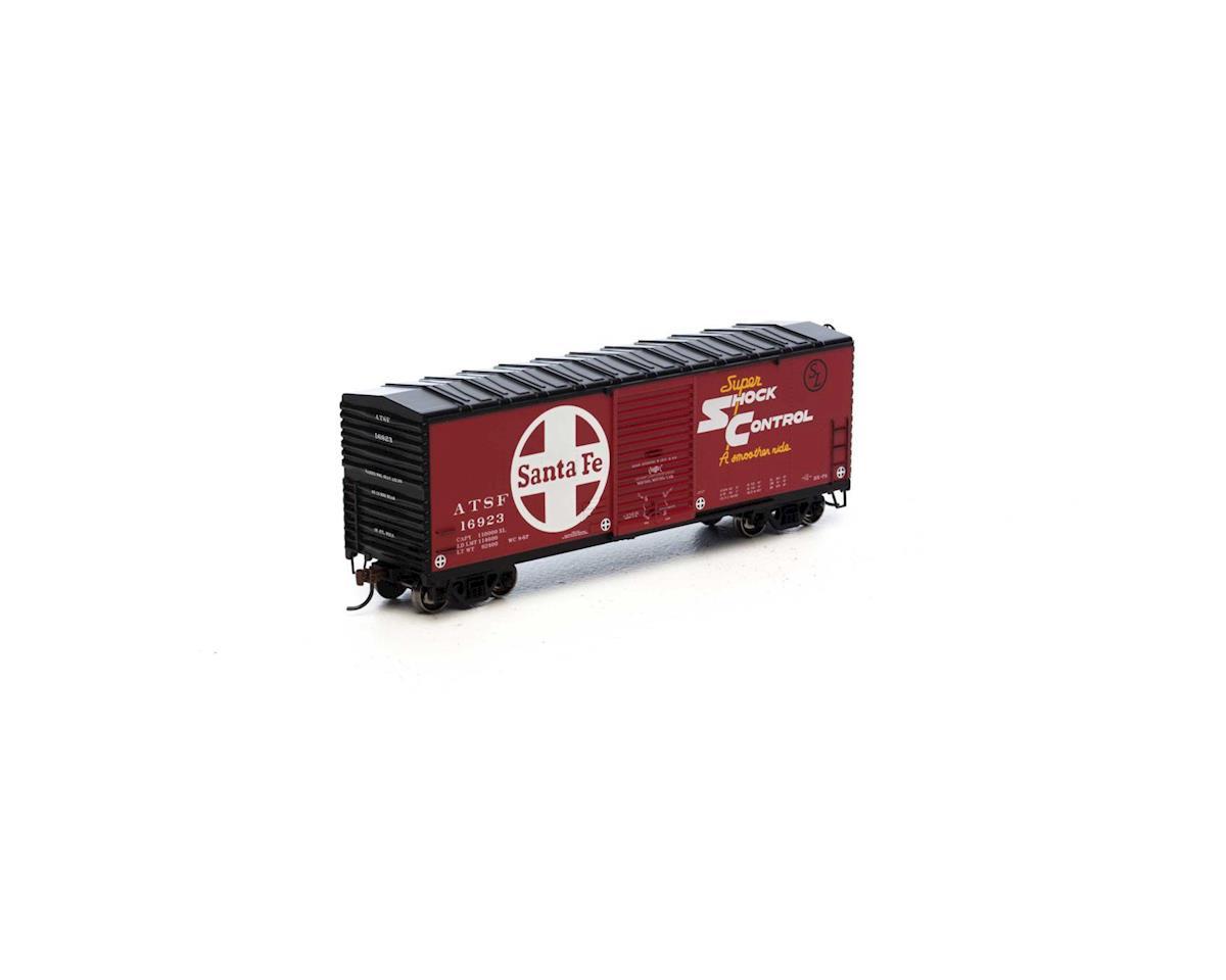 Athearn HO RTR 40' Modern Box, SF #16923