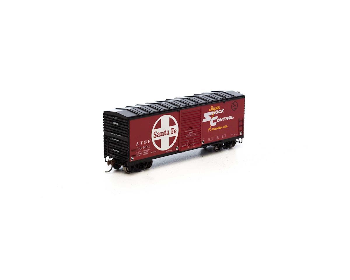 Athearn HO RTR 40' Modern Box, SF #16991