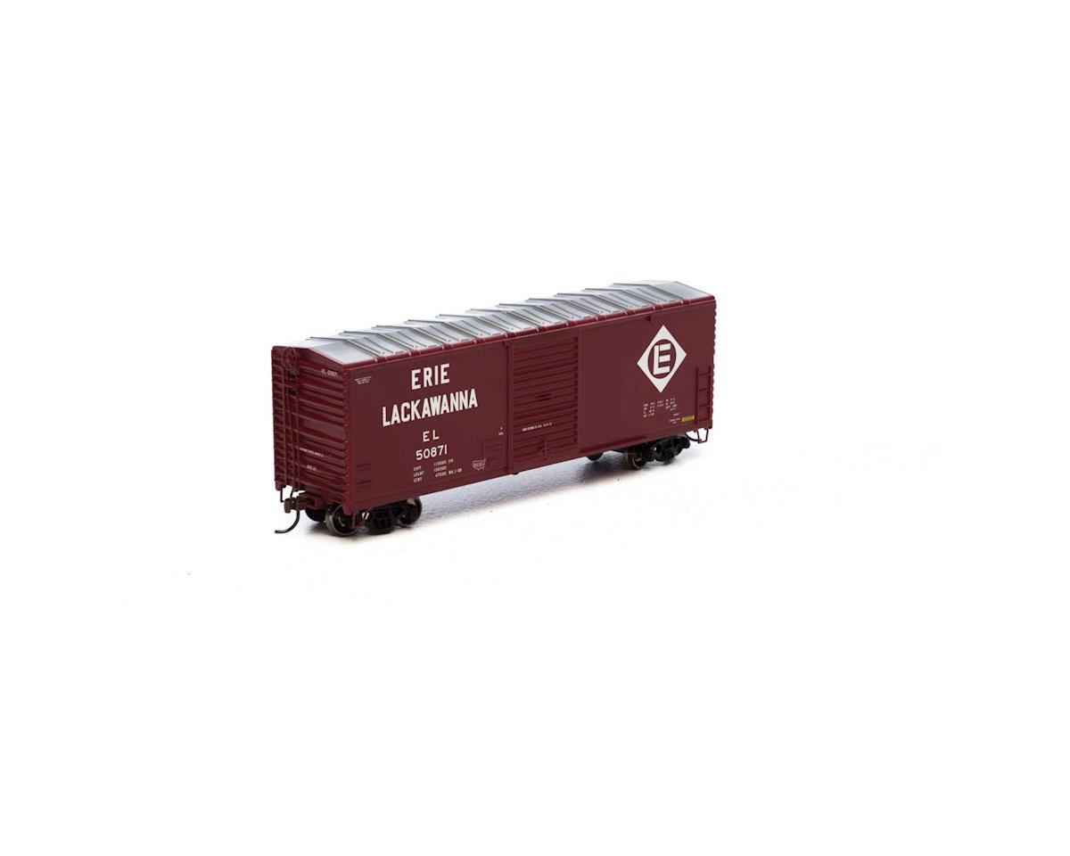HO RTR 40' Modern Box, EL #50871 by Athearn