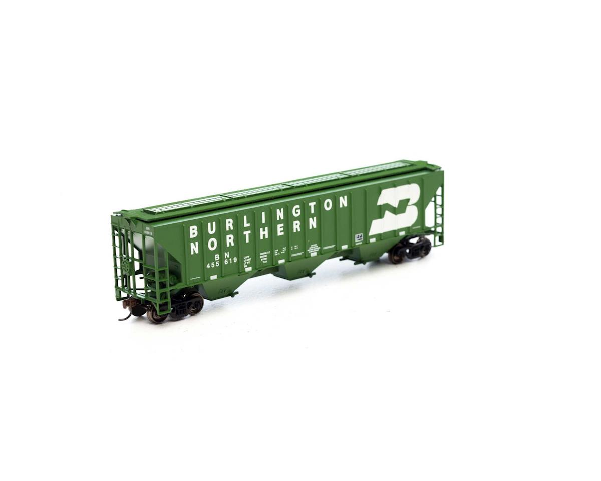 Athearn HO RTR PS 4740 Covered Hopper, BN #455619