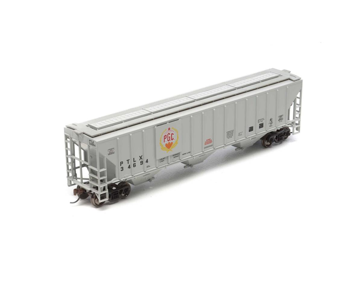 Athearn HO RTR PS 4740 Covered Hopper,Producer Grain#34694