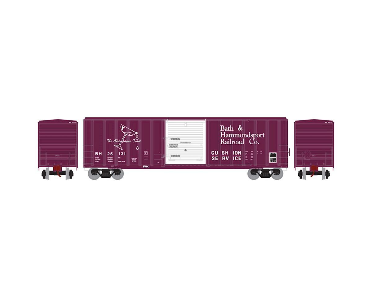 Athearn HO RTR 50' FMC 5347 Box, B&H #25131