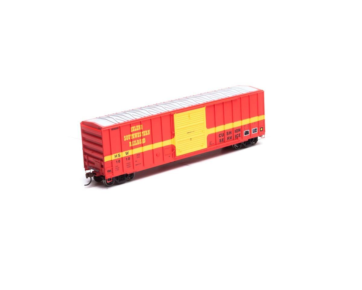 HO RTR 50' FMC 5347 Box, HSW #1025 by Athearn