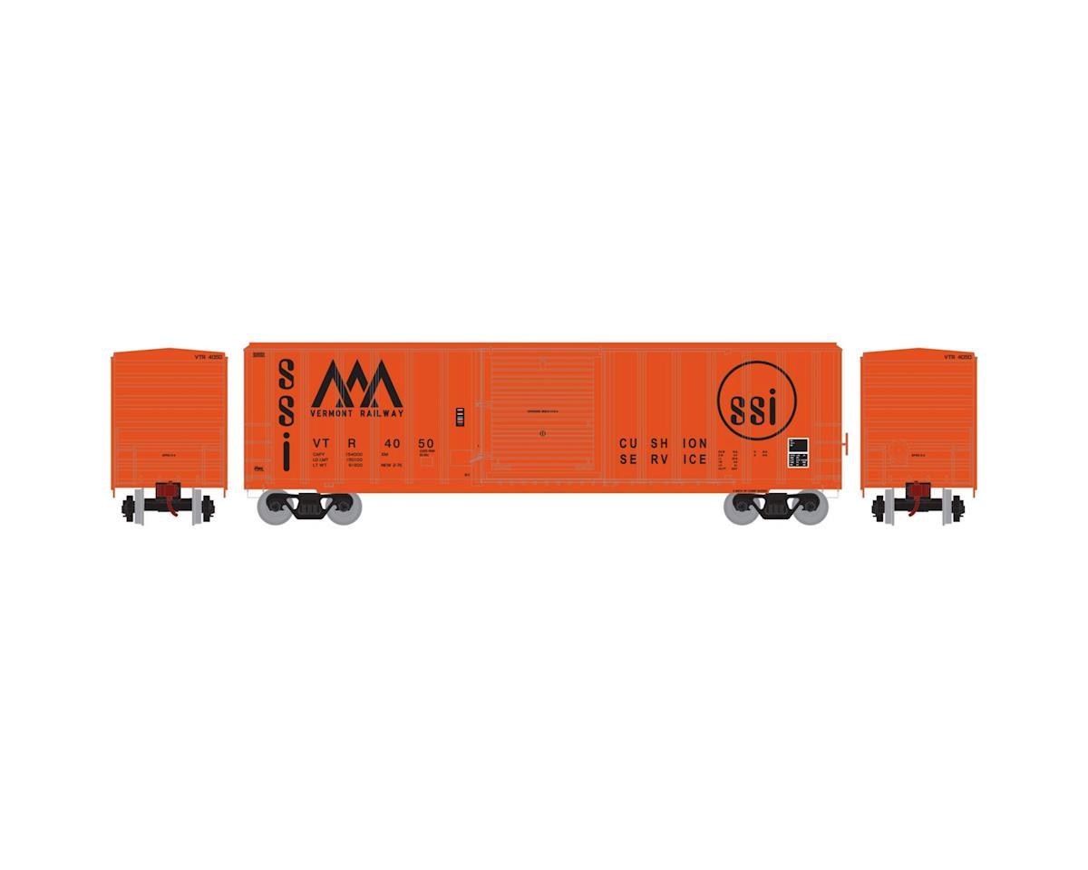 Athearn HO RTR 50' FMC 5347 Box, VTR #4050