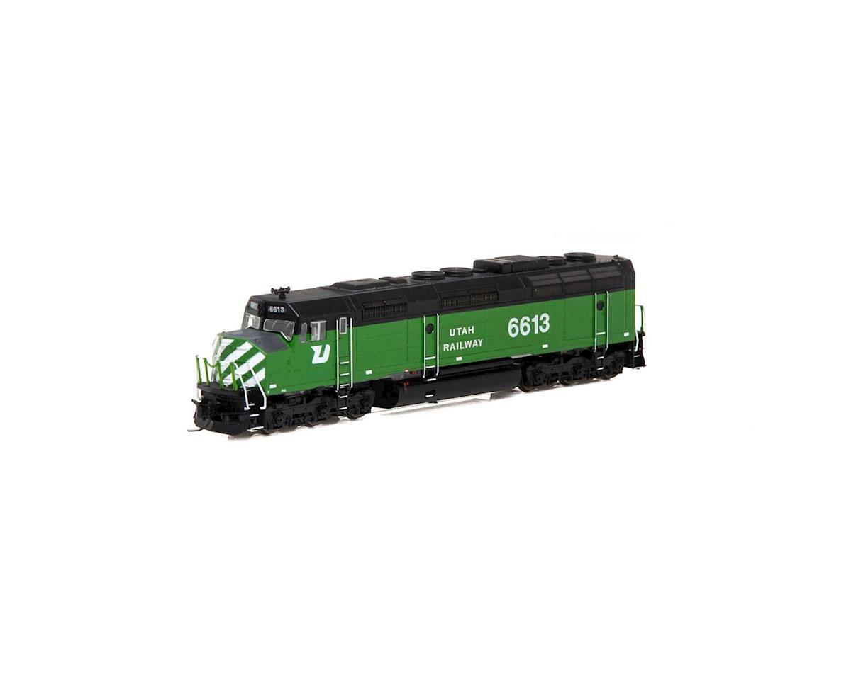 N F45 w/DCC & Sound, Utah Railway #6613 by Athearn