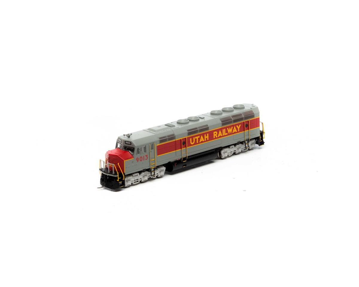 Athearn N F45 w/DCC & Sound, Utah Railway #9013