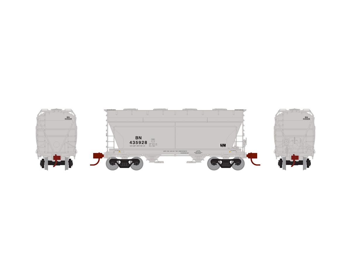 Athearn HO RTR ACF 2970 Covered Hopper, BN #435928