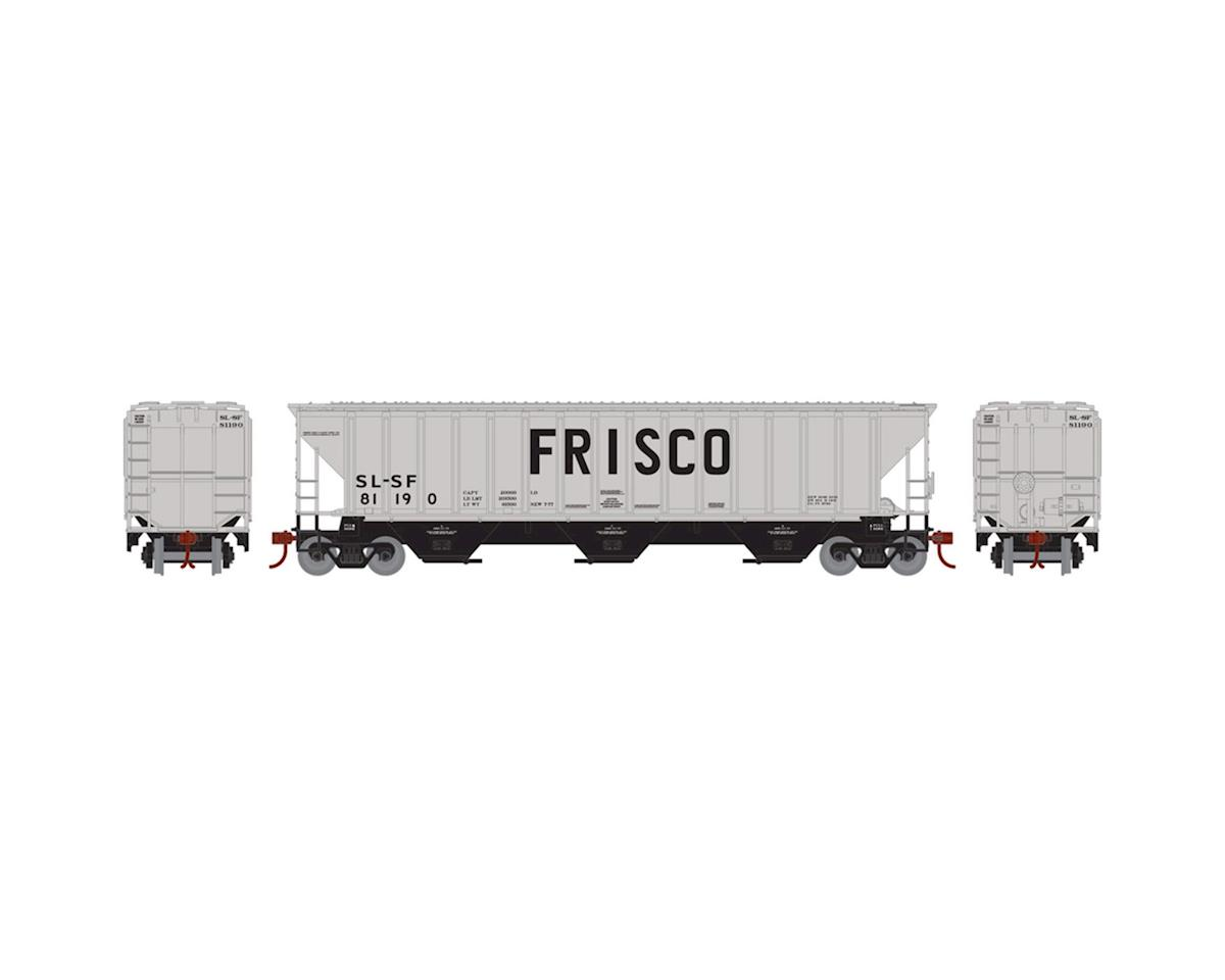 Athearn HO RTR PS 4740 Covered Hopper, Frisco #81190
