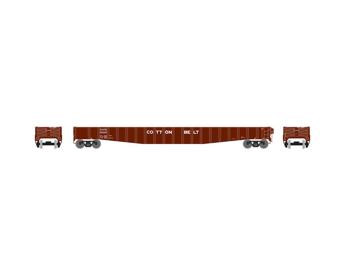 "Athearn HO RTR 65'6"" Mill Gondola, SSW #72017"