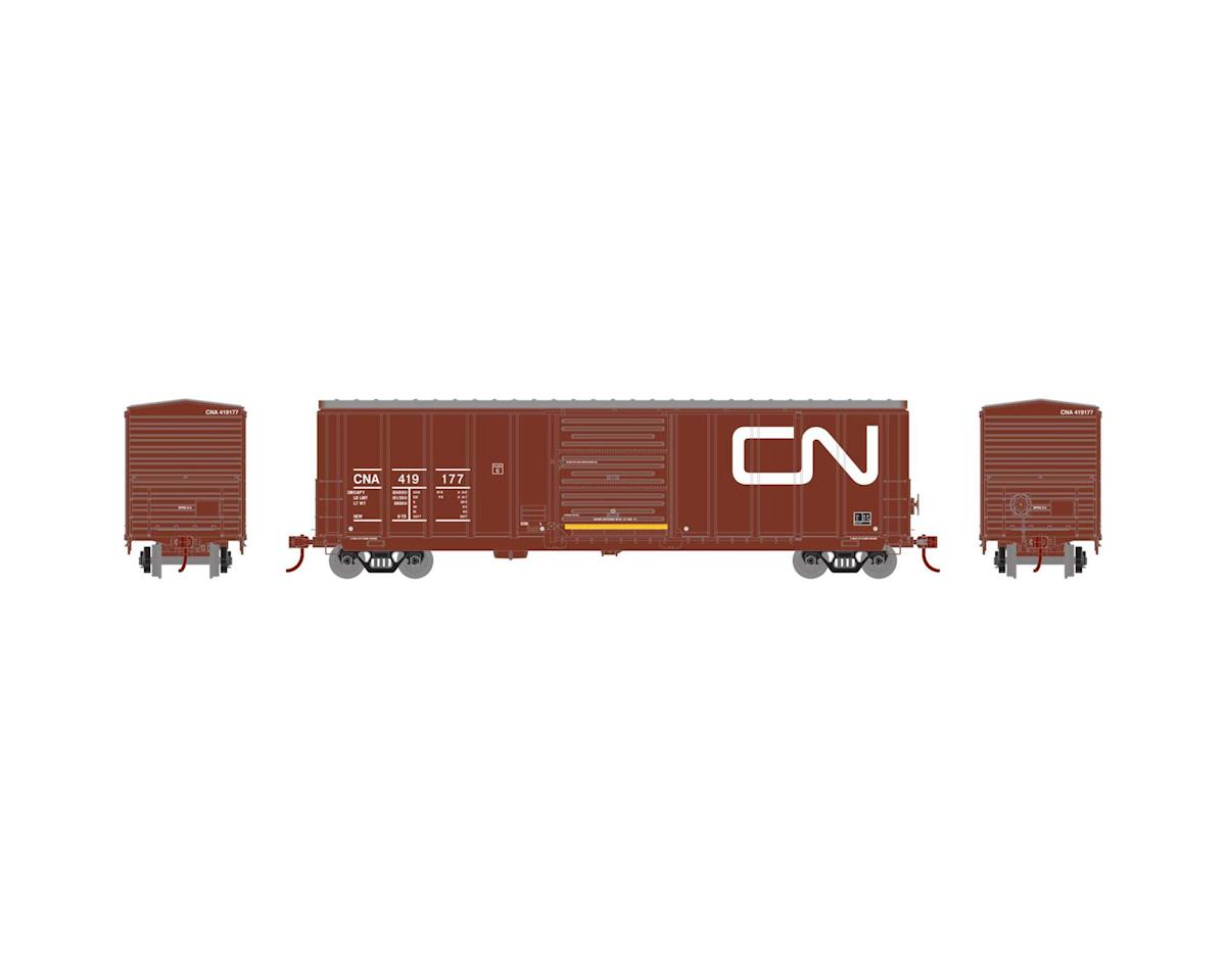 Athearn HO RTR 50' PS 5277 Box, CN #419177