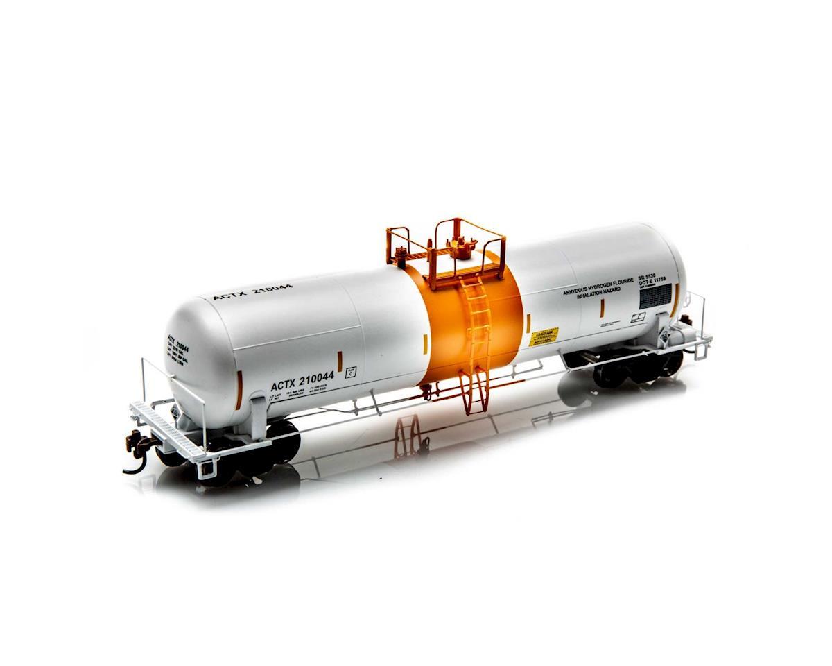 Athearn HO RTR RTC 20,900-Gallon Tank, ACTX #210044