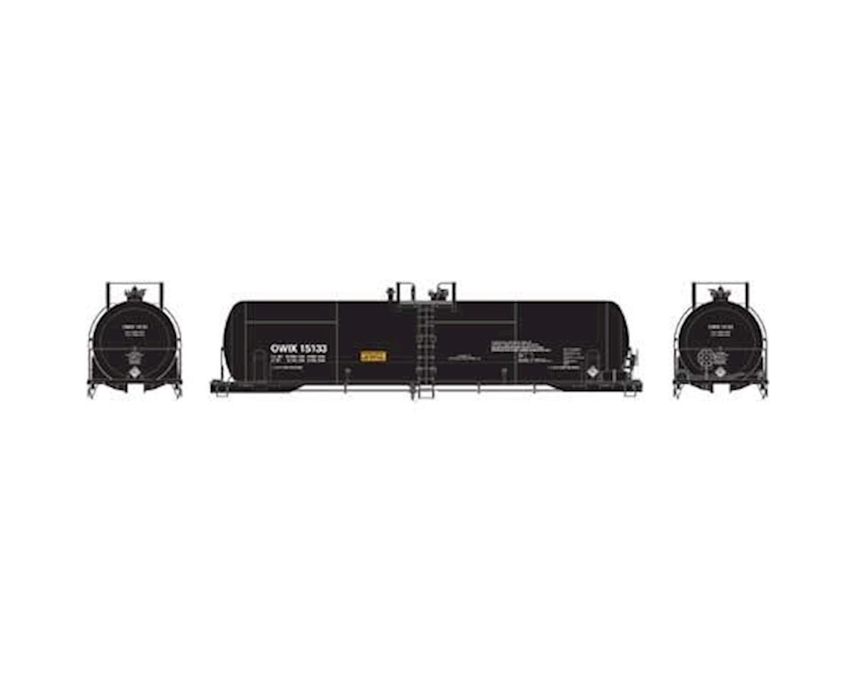 Athearn HO RTR RTC 20,900-Gallon Tank, OWIX #15133