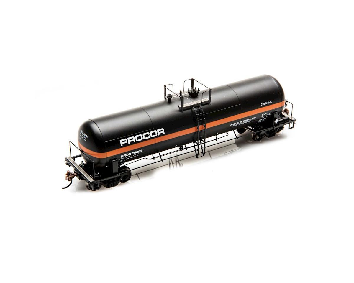 Athearn HO RTR RTC 20,900-Gallon Tank, Procor #29005