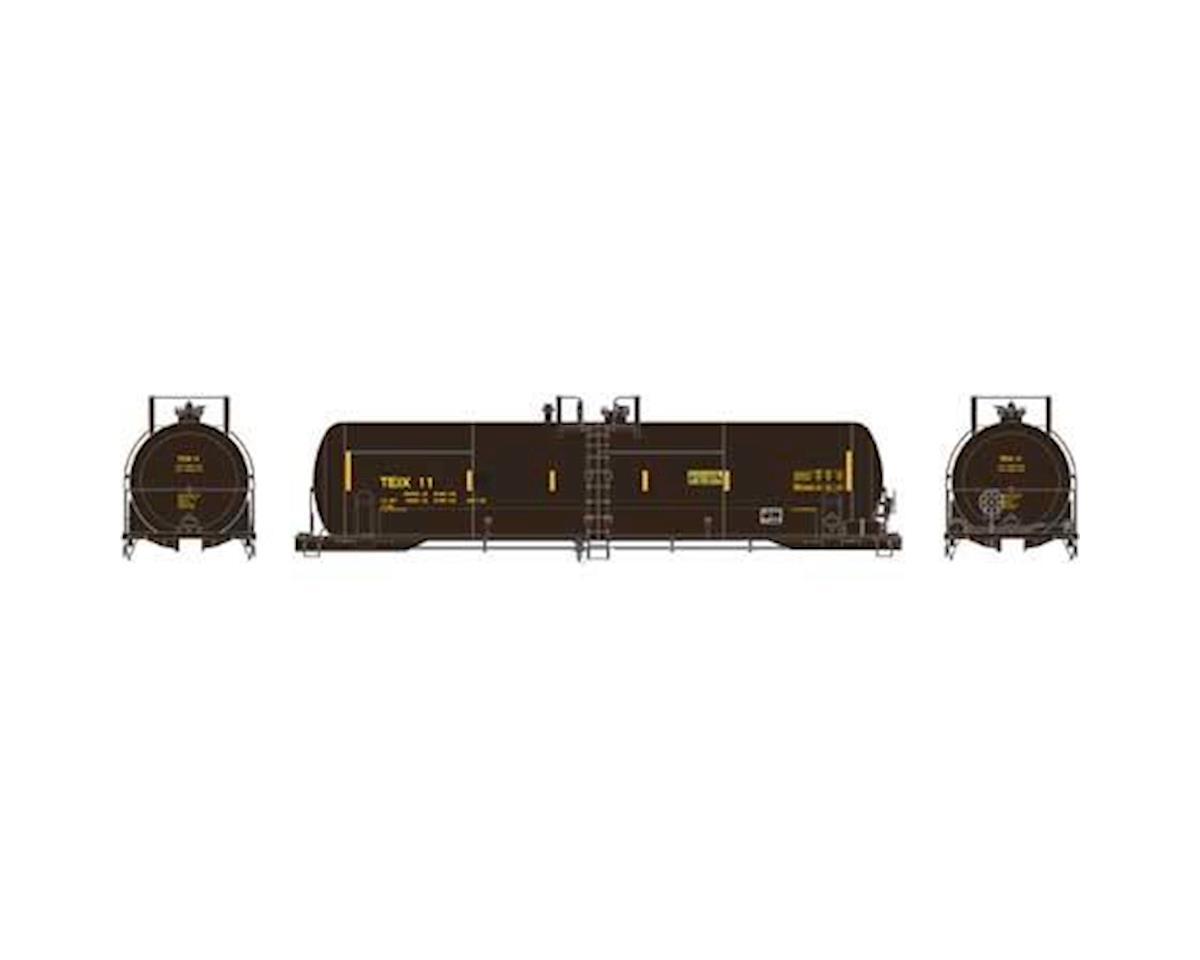 Athearn HO RTR RTC 20,900-Gallon Tank, TEIX #11
