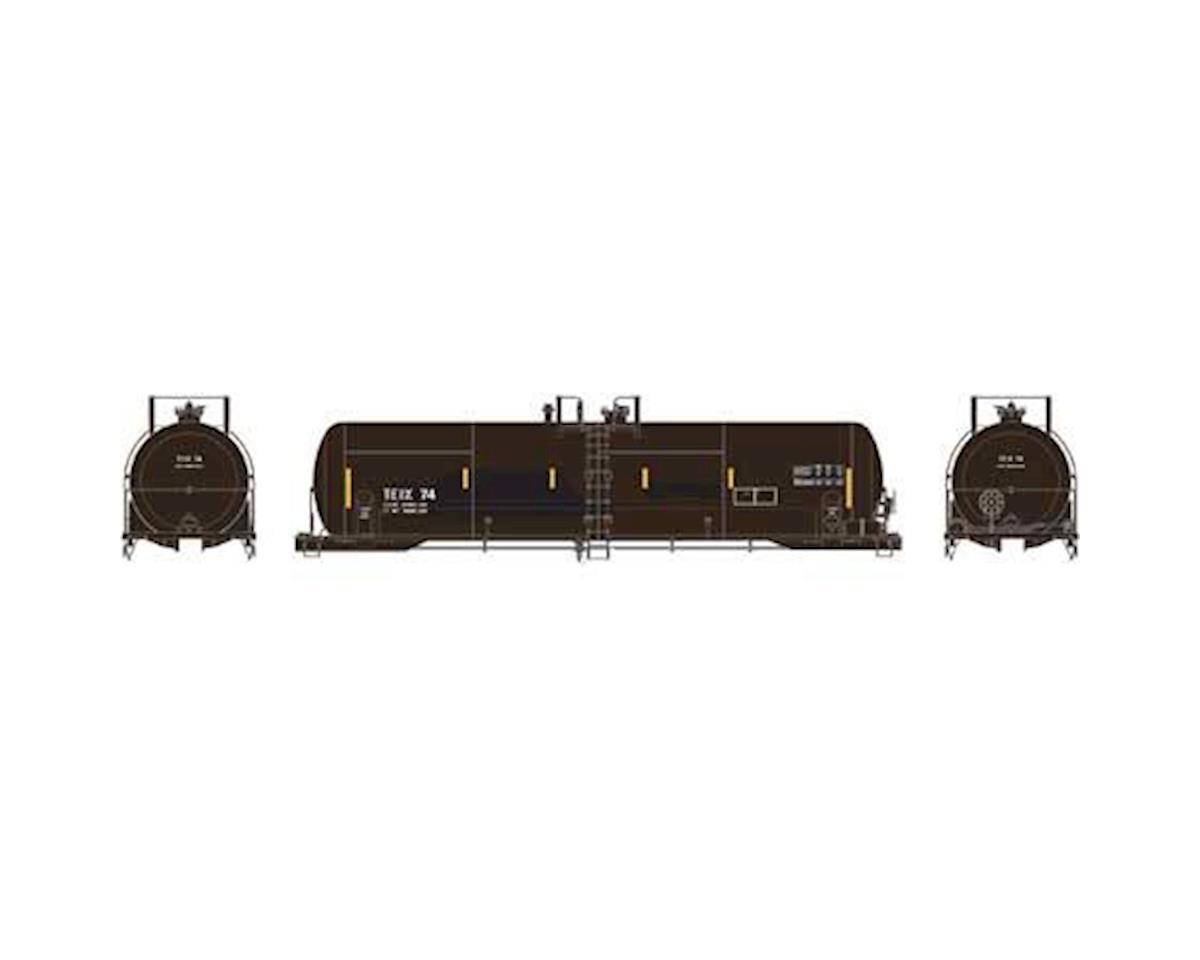 Athearn HO RTR RTC 20,900-Gallon Tank, TEIX #74