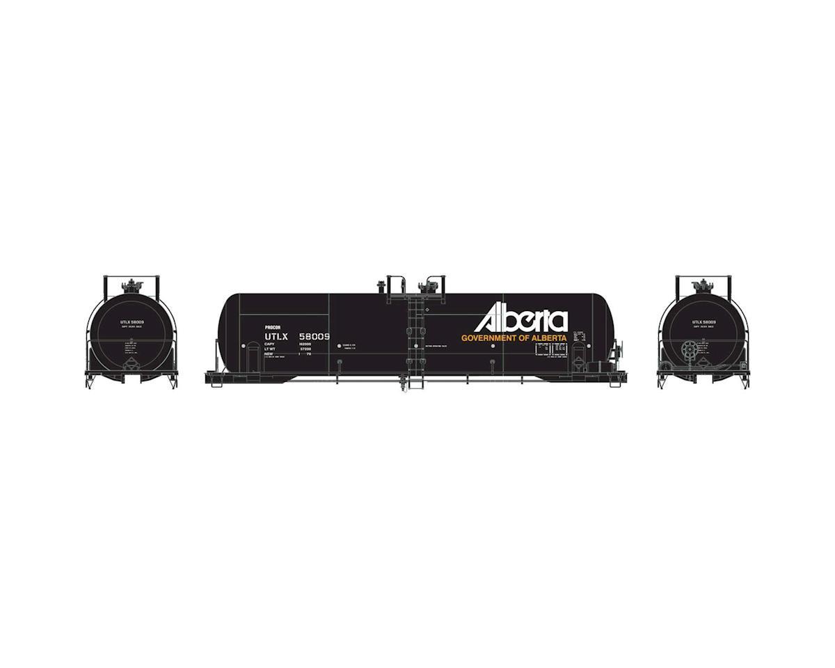 Athearn HO RTR RTC 20,900-Gallon Tank, UTLX/Alberta #50009