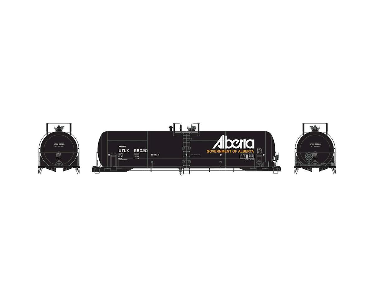 Athearn HO RTR RTC 20,900-Gallon Tank, UTLX/Alberta #58020