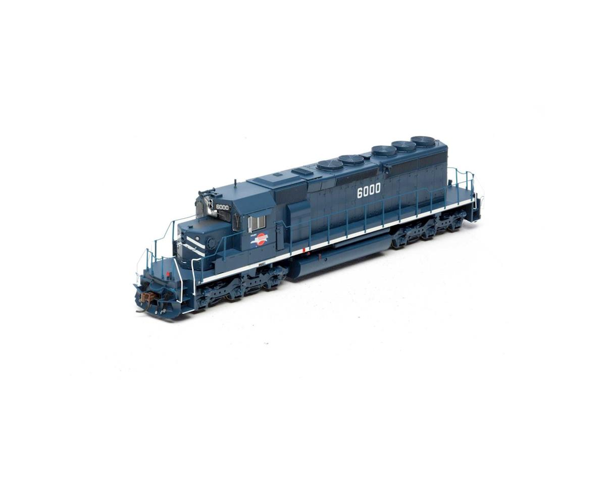 Athearn HO RTR SD40-2 w/DCC & Sound, MP #6000