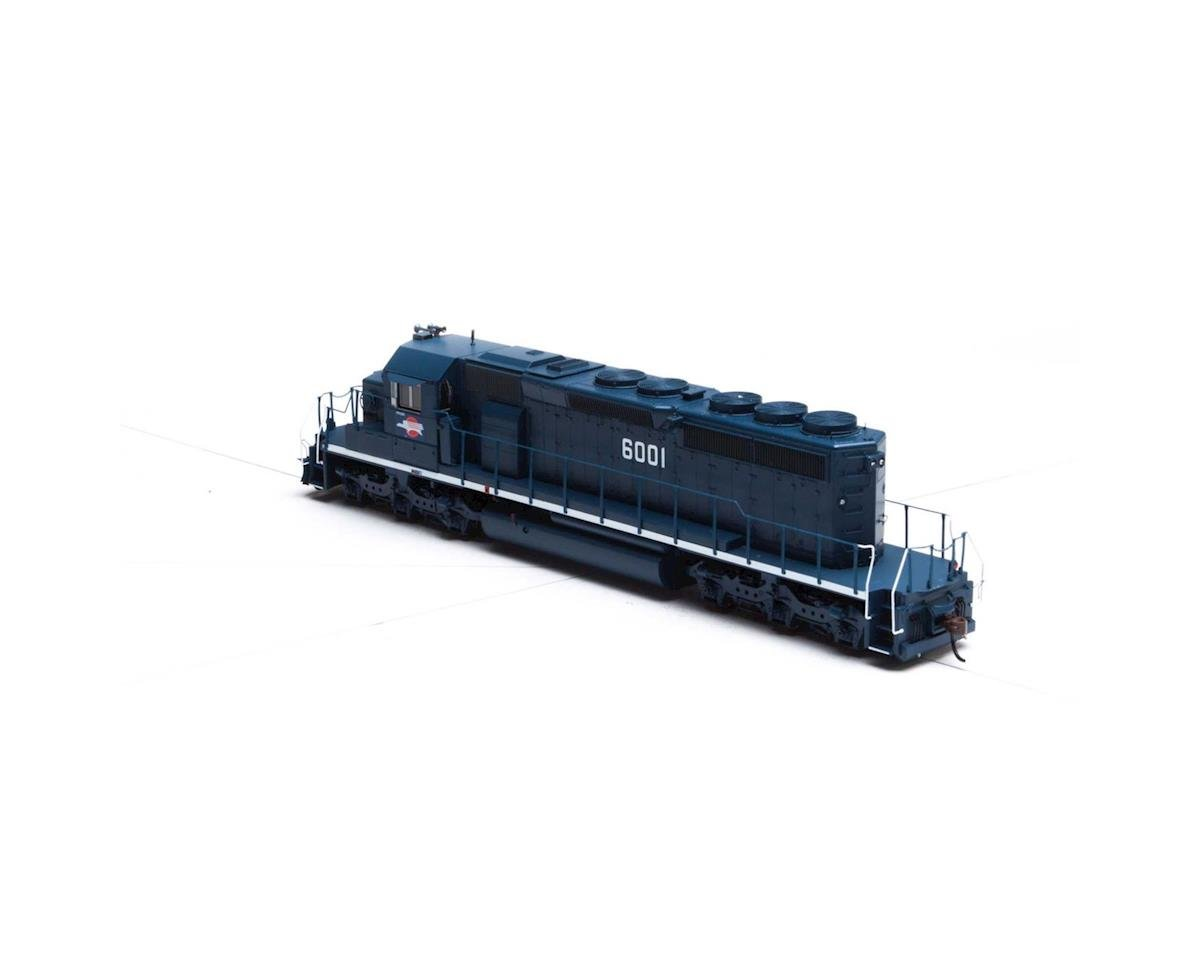 Athearn HO RTR SD40-2 w/DCC & Sound, MP #6001