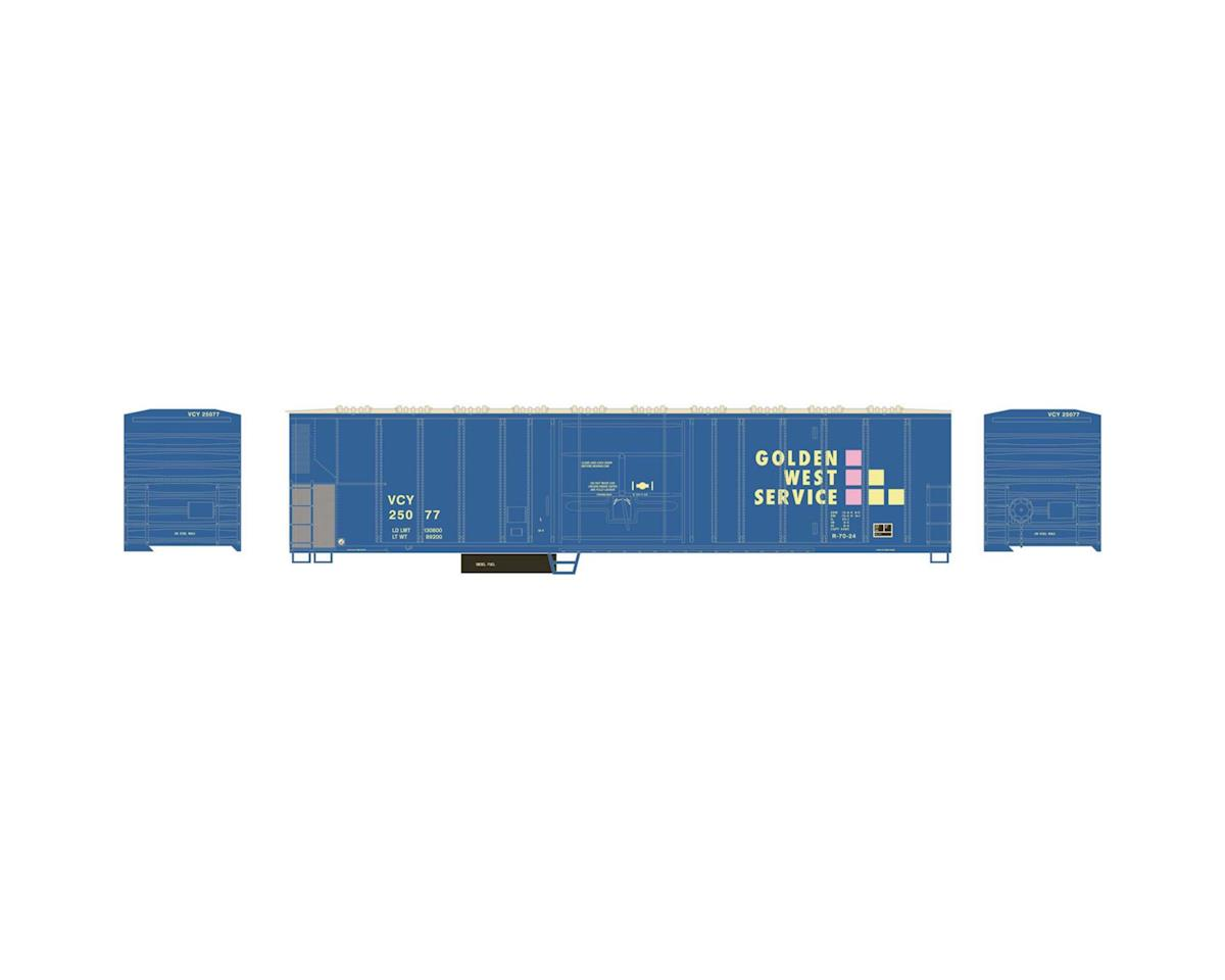 Athearn N 57' Mechanical Reefer, GWS #25077