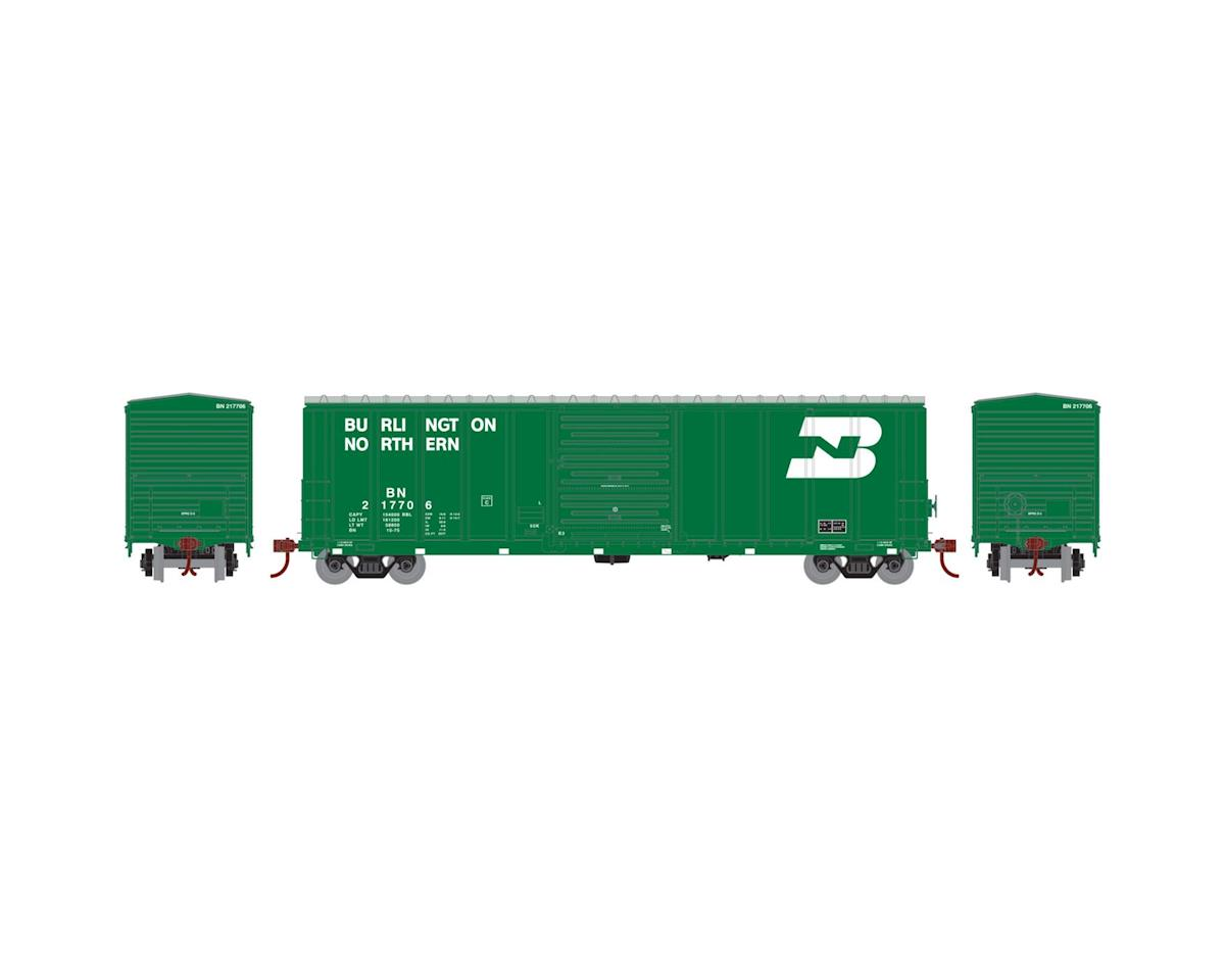 Athearn HO RTR 50' PS 5277 Box, BN #217706