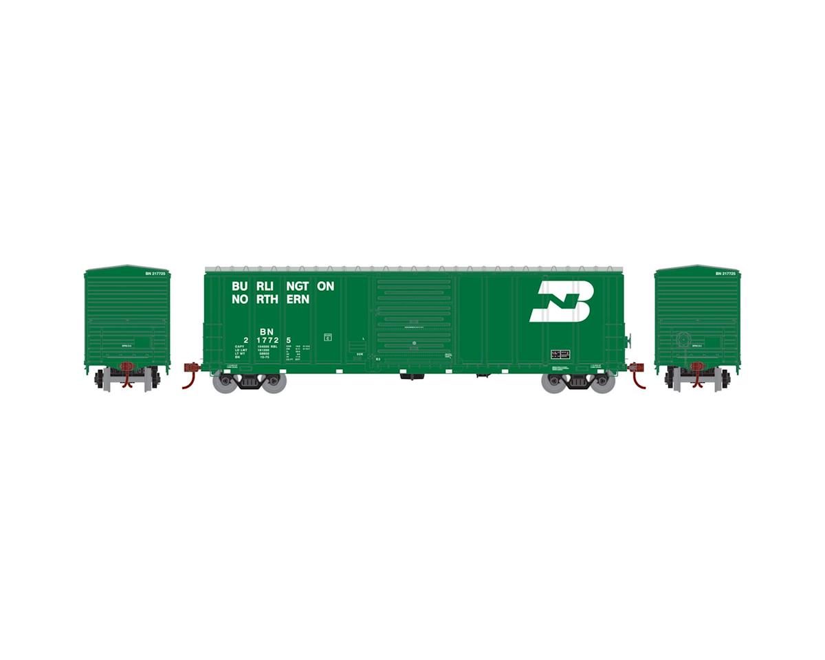 HO RTR 50' PS 5277 Box, BN #217725 by Athearn