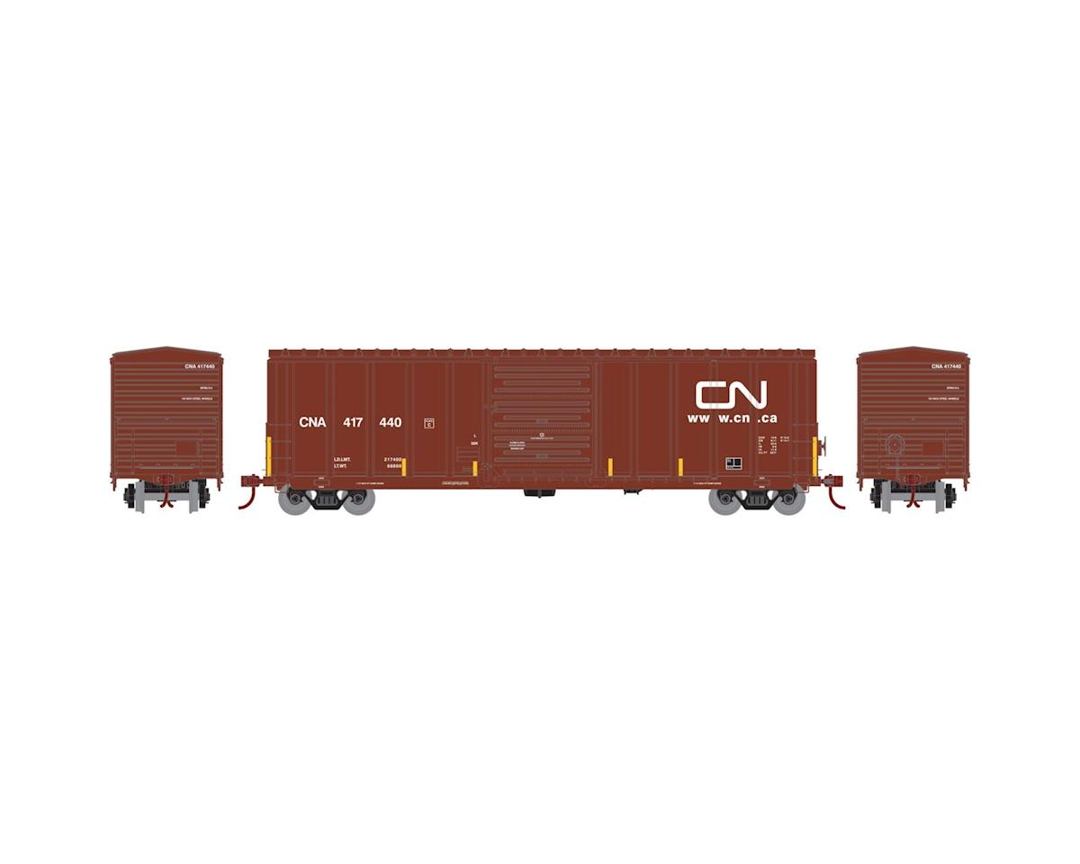 Athearn HO RTR 50' PS 5277 Box, CN #417440
