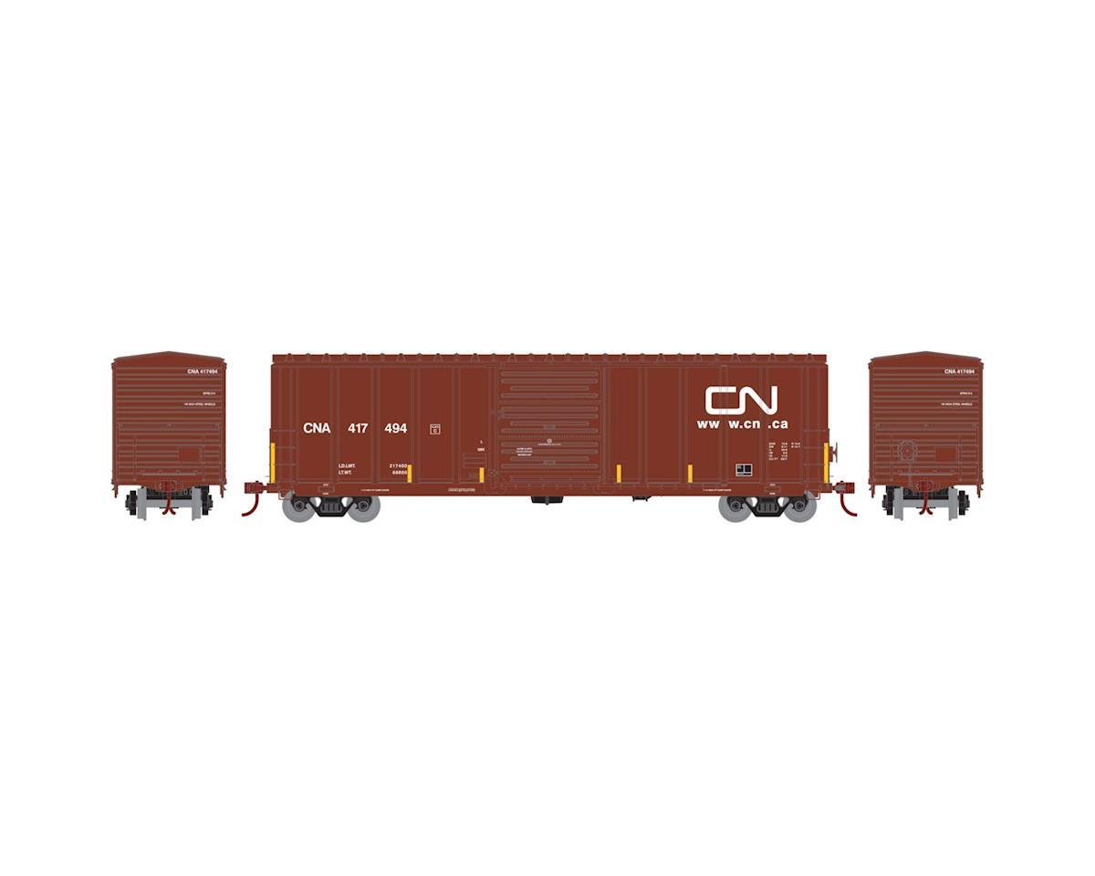 Athearn HO RTR 50' PS 5277 Box, CN #417494