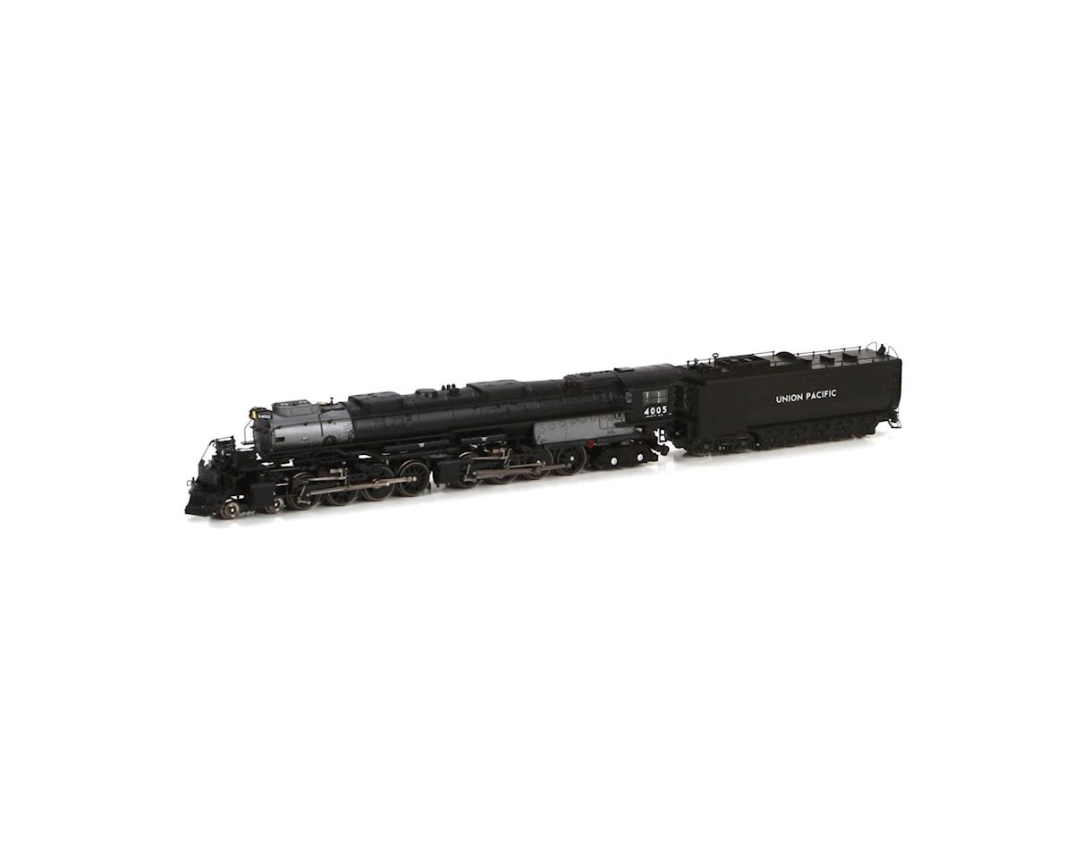 Athearn N 4-8-8-4 Big Boy w/DCC & Sound, UP #4005